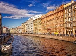 Croaziera Rusia (Sankt Petersburg - Moscova) · Croaziera Rusia (Sankt Petersburg - Moscova)