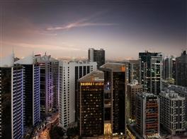 GRAND MILLENNIUM DUBAI · GRAND MILLENNIUM DUBAI 2016/2017 pachet 7 nopti plecare din Bucuresti zbor Fly Dubai (2)