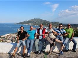 GRECIA 2017 (autocar) - Paste in insula Corfu · GRECIA 2017 (autocar) - Paste in insula Corfu