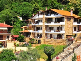 Hotel Apartment Hera · Sejur Grecia - Thassos