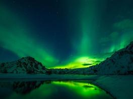 Islanda - Aurora boreala · Islanda - Aurora boreala