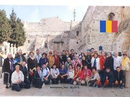 ISRAEL 2017 - Plecare din Timisoara · ISRAEL 2017 - Plecare din Timisoara