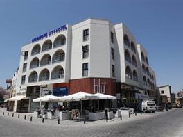 LIVADHIOTIS CITY HOTEL · LIVADHIOTIS CITY HOTEL Vara 2017 pachet 7 nopti plecare din Cluj-Napoca zbor Blue Air