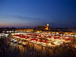 Maroc Marele Tur - 9 zile · Maroc Marele Tur - 9 zile