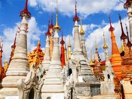 Myanmar - o lume ascunsa a Asiei · Myanmar - o lume ascunsa a Asiei