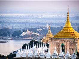 Myanmar - Taramul de Aur (toamna) · Myanmar - Taramul de Aur (toamna)