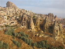 Paste Cappadocia - Ankara - Istanbul · Paste Cappadocia - Ankara - Istanbul