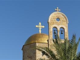 Paste in Iordania  · Paste in Iordania