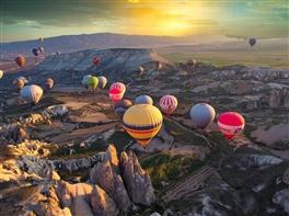 Paste Istanbul si Cappadocia (grup aditional) · Paste Istanbul si Cappadocia (grup aditional)