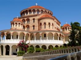 Pelerinaj in Grecia la Sf. Nectarie · Pelerinaj in Grecia la Sf. Nectarie