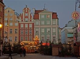 Piata de Craciun Cracovia (autocar) · Piata de Craciun Cracovia (autocar)