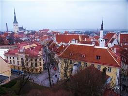 Piata de Craciun in Estonia · Piata de Craciun in Estonia