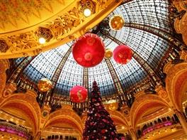 Piata de Craciun Paris · Piata de Craciun Paris