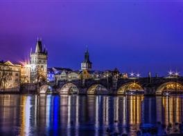 Praga - Piata de Craciun · Praga - Piata de Craciun