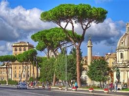Primavara la Roma · Primavara la Roma