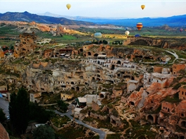Revelion Cappadocia - Ankara - Istanbul (autocar) · Revelion Cappadocia - Ankara - Istanbul (autocar)