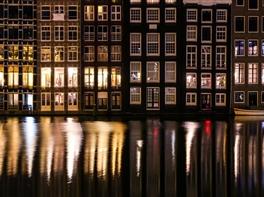 Revelion la Amsterdam · Revelion la Amsterdam