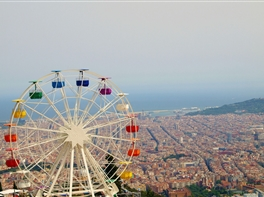 Revelion la Barcelona · Revelion la Barcelona