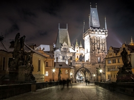 Revelion la Praga cu avionul · Revelion la Praga cu avionul