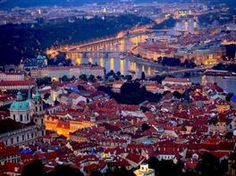 Revelion Praga autocar · Revelion Praga autocar