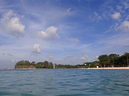Revelion Singapore si Insula Sentosa · Revelion Singapore si Insula Sentosa