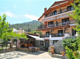 Stefania Studios · Sejur Grecia - Thassos