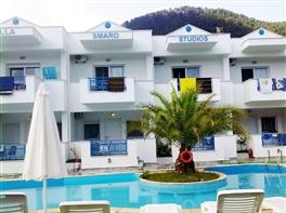 Vila Smaro · Sejur Grecia - Thassos