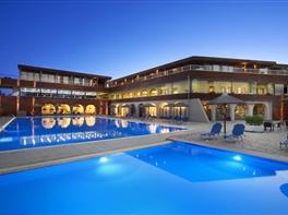 Hotel Blue Dolphin · Sejur Halkidiki - Sithonia