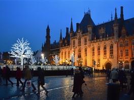 Targul de Craciun Bruxelles · Targul de Craciun Bruxelles