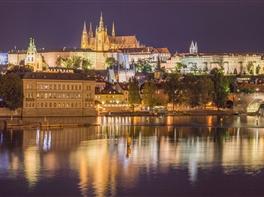 Targul de Craciun de la Praga · Targul de Craciun de la Praga