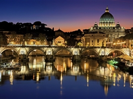Targul de Craciun Roma · Targul de Craciun Roma