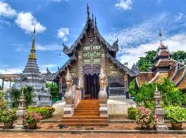 Thailanda de Nord - Civilizatie, traditii si plaja · Thailanda de Nord - Civilizatie, traditii si plaja
