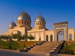 Uzbekistan 2017 - Tara domurilor albastre · Uzbekistan 2017 - Tara domurilor albastre