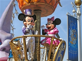 Vacanta la Disneyland · Vacanta la Disneyland