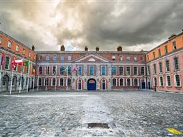 Vacanta la Dublin · Vacanta la Dublin