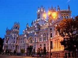 Vacanta Madrid · Vacanta Madrid